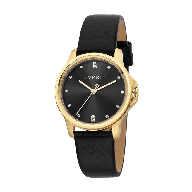 Esprit Годинник Esprit ES1L142L0015 Black/Gold