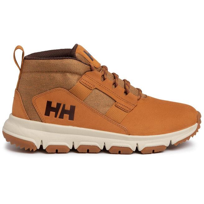 Helly Hansen Снікерcи Helly Hansen Jaythen X2 115-01.725 Honey Wheat/Coffee Bean/Soccer Gum