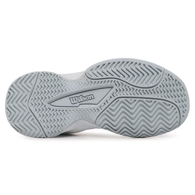 Wilson Взуття Wilson Rush Pro Jr Ql WRS326220 Wh/Wh/Pearl Blue