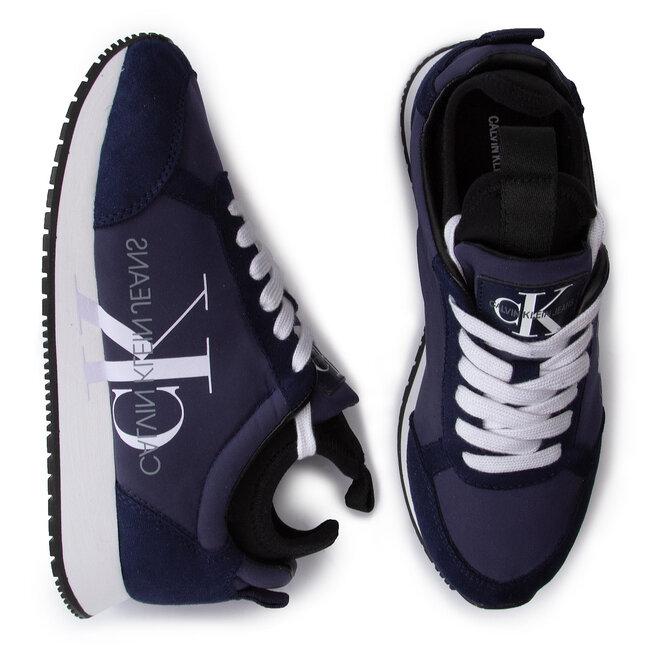 Calvin Klein Jeans Снікерcи Calvin Klein Jeans Josslyn B4R0825 Medieval Blue