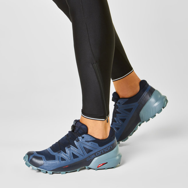 Salomon Взуття Salomon Speedcross 5 Gtx GORE-TEX 407963 27 V0 Navy Blazer/Stormy Weather/Sargasso Sea