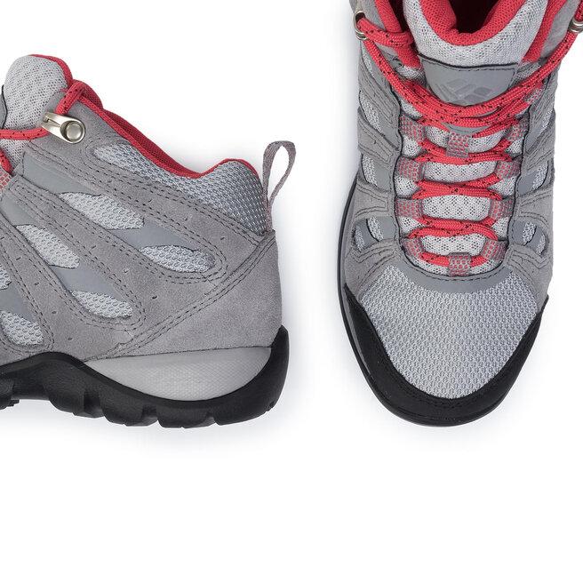 Columbia Трекінгові черевики Columbia Redmond V2 Mid Wp BL0833 Steam/Daredevil 088