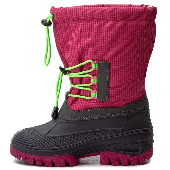CMP Снігоходи CMP Kids Ahto Wp 3Q49574K Pink Fluo B351
