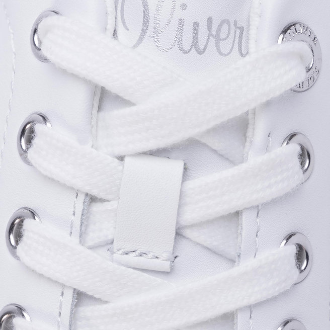 s.Oliver Снікерcи s.Oliver 5-23660-24 White Uni 107