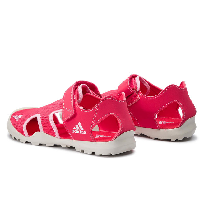 adidas Босоніжки adidas Captain Toey K BC0702 Actpnk/Trupnk/Rawwht