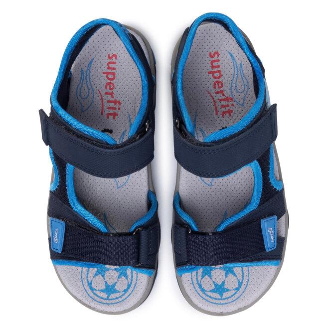 Superfit Босоніжки Superfit 6-09468-80 D Blau/Blau