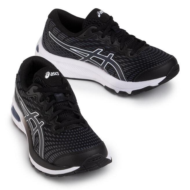 Asics Взуття Asics Gel-Cumulus 22 Gs 1014A148 Black/Carrier Grey 001