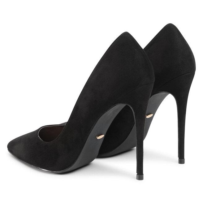 DeeZee Туфлі на шпильці DeeZee KL-92831-201 Black
