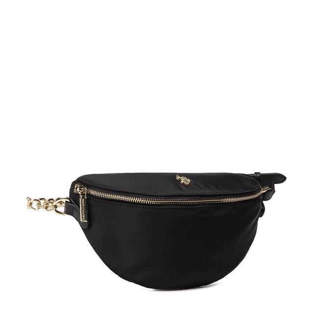 U.S. Polo Assn. Сумка на пояс U.S. Polo Assn. Houston BIUHU5298WIP000 Black