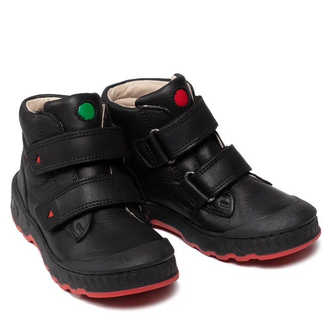 Kickers Черевики Kickers Kick Jump 878860-30 S Jump Black 81