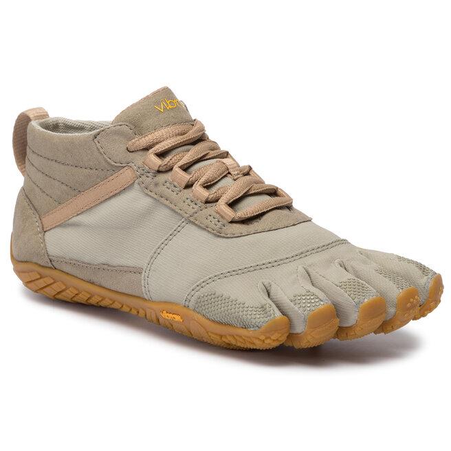 Vibram Fivefingers Взуття Vibram Fivefingers V-Trek 18W74030 Khaki/Gum