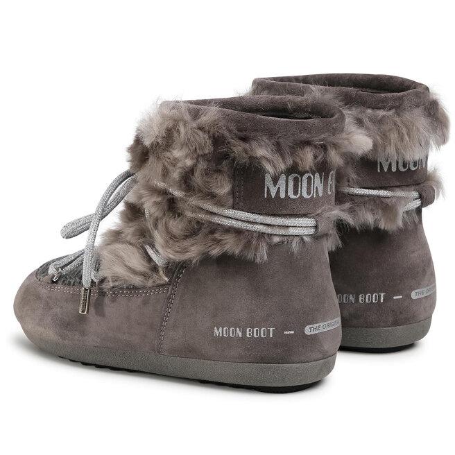 Moon Boot Снігоходи Moon Boot Dk Side Low Wool Fur 24300700 Grey