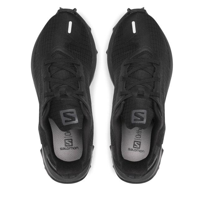Salomon Взуття Salomon Alphacross 3 W 414462 20 W0 Black/Black/Black
