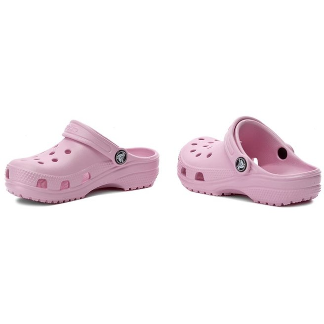Crocs Шльопанці Crocs Classic Clog K 204536 Carnation