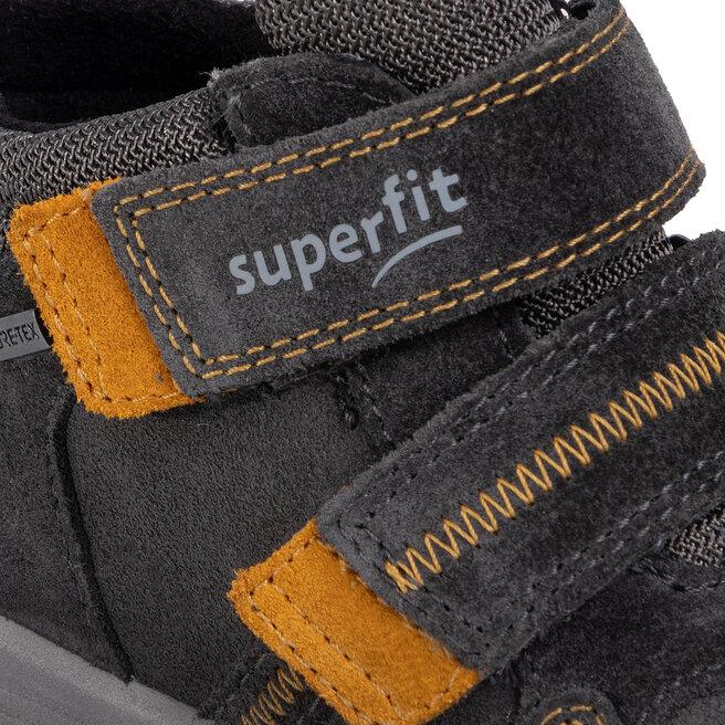 Superfit Черевики Superfit GORE-TEX 1-009057-2000 M Grau/Gelb
