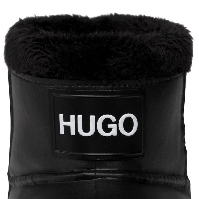 Hugo Гумові чоботи Hugo Cozy 50441821 10230866 01 Black 001
