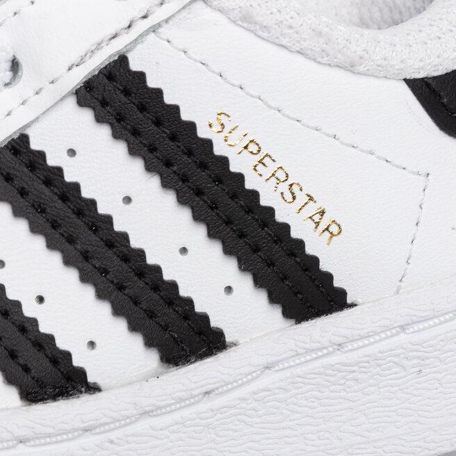 adidas Взуття adidas Superstar El I FU7717 Ftwwht/Cblack/Ftwwht