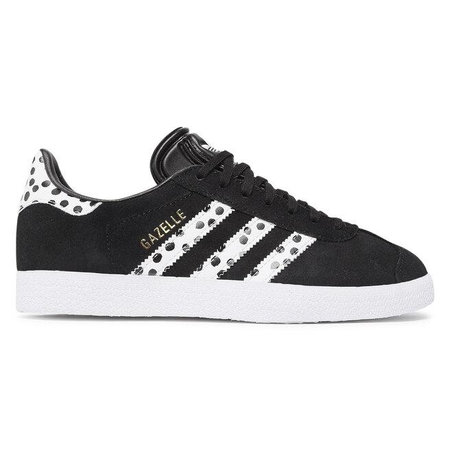 adidas Взуття adidas Gazelle W FX5510 Cblack/Cwhite/Ftwwht