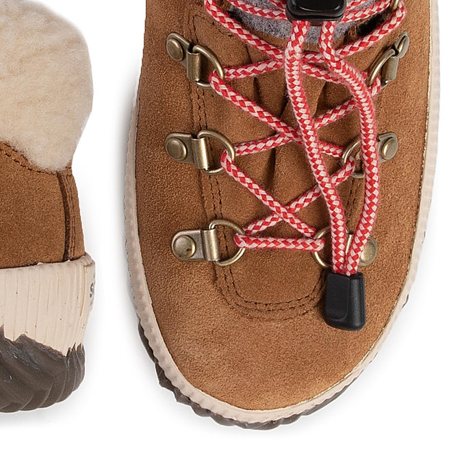 Sorel Черевики Sorel Youth Out N About Conquest NY1952 Camel Brown/Quarry 224