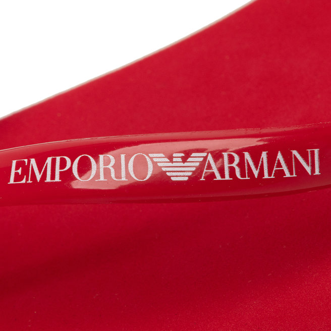 Emporio Armani В'єтнамки Emporio Armani X3QS05 XL826 00035 Red