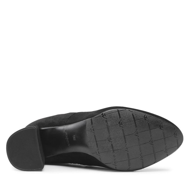 Wojas Ботильйони Wojas 55015-61 Чорний