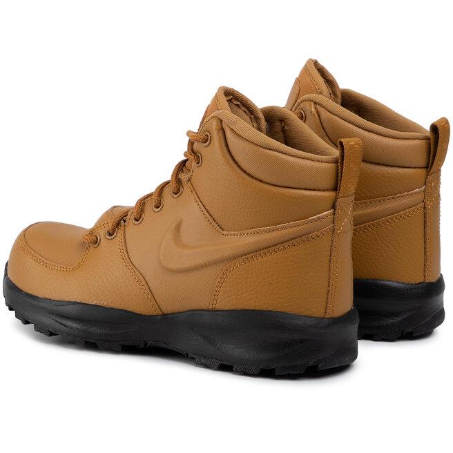 Nike Взуття Nike Manoa Ltr (Gs) BQ5372 700 Wheat/Wheat/Black