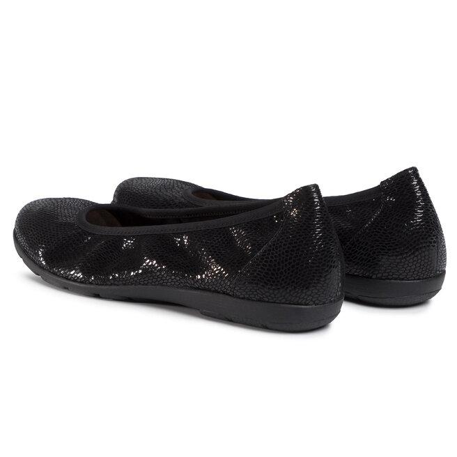 Caprice Балетки Caprice 9-22150-25 Black Reptile 010