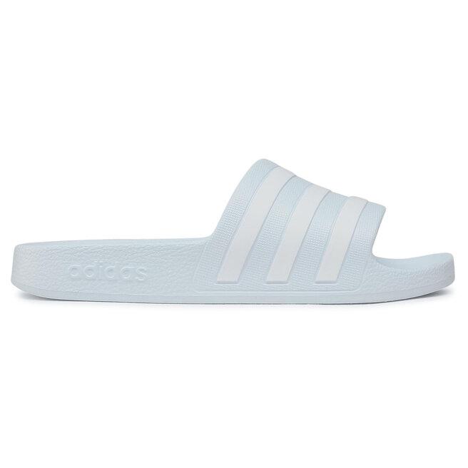 adidas Шльопанці adidas adilette Aqua FY8106 Halblu/Ftwwht/Halblu