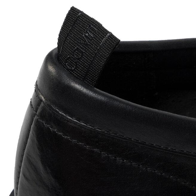 Calvin Klein Туфлі Calvin Klein Pegasus B4F1181 Black