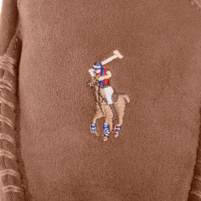 Polo Ralph Lauren Тапочки Polo Ralph Lauren Dezi V RF102729 Snuff