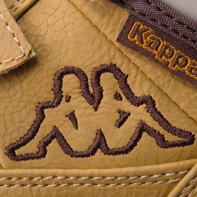 Kappa Черевики Kappa Bright Mid K 260239K Beige 4141 1