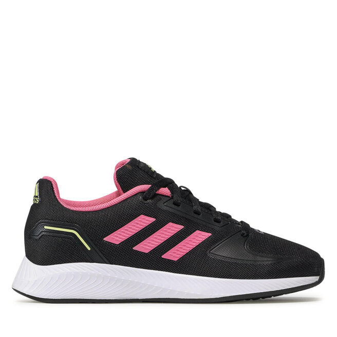 adidas Взуття adidas Runfalcon 2.0 K GZ7420 Core Black/Rose Tone/Pulse Yellow