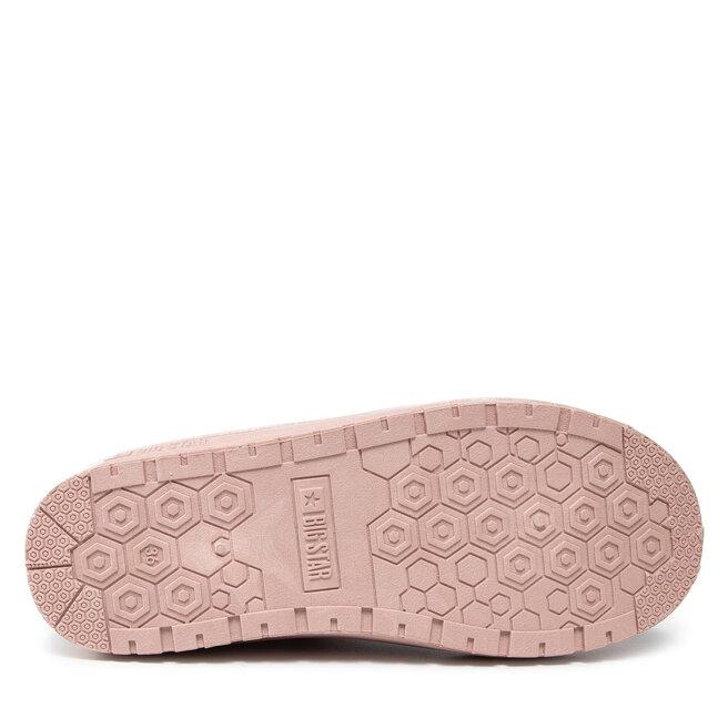 BIG STAR Взуття BIG STAR II274119 Pink