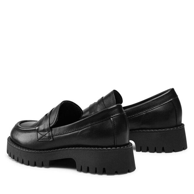 Tamaris Туфлі Tamaris 1-24707-37 Black Leather 003