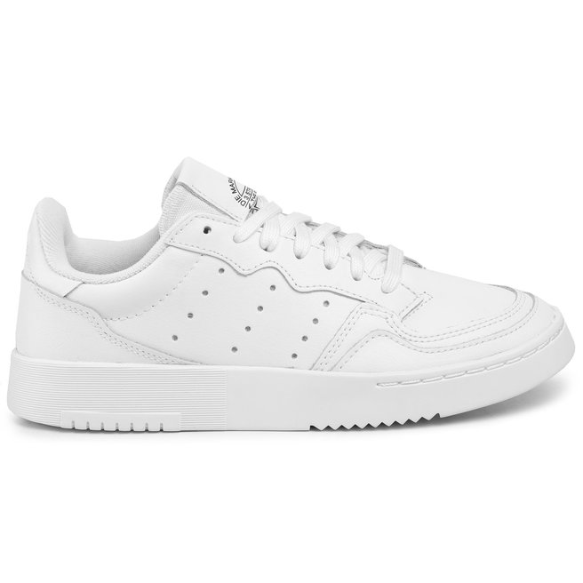 adidas Взуття adidas Supercourt J EE7726 Ftwwht/Ftwwht/Cblack