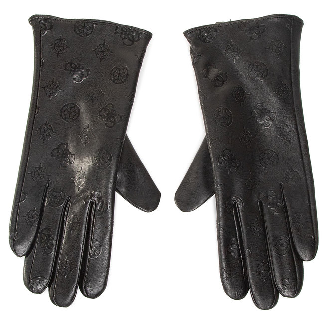 Guess Жіночі рукавички Guess Not Coordinated Gloves AW8537 POL02 BLA