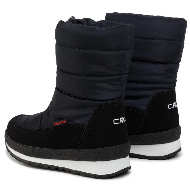 CMP Снігоходи CMP Kids Rae Snow Boots Wp 39Q4964 Black Blue N950