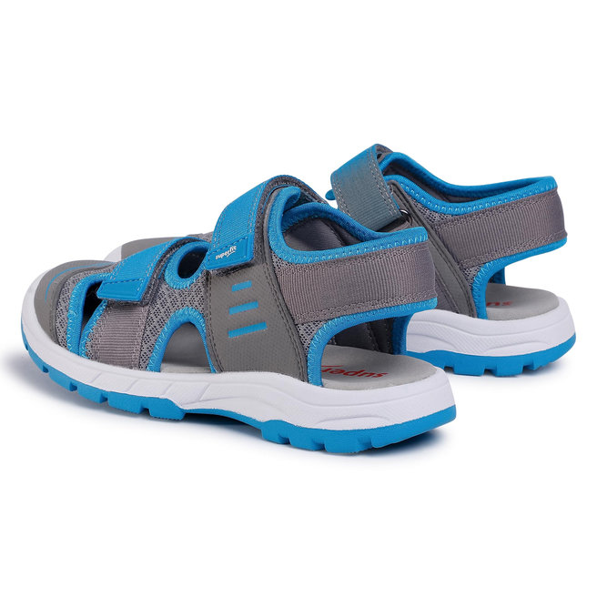 Superfit Босоніжки Superfit 0-606026-2500 S Hellgrau/Blau