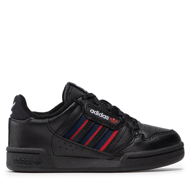 adidas Взуття adidas Continental 80 Stripes C S42612 Cblack/Conavy/Vivred